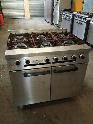 Commercial cooker oven
