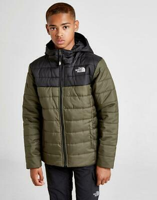 New The North Face Perrito Reversible Jacket Junior