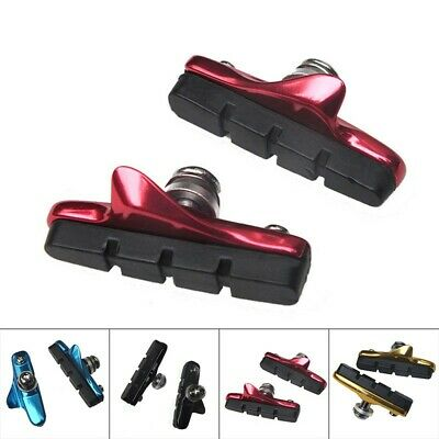 4Pcs Vintage Classic Brake  For Bike Cycle Bicycle Cycling Caliper Pads JF