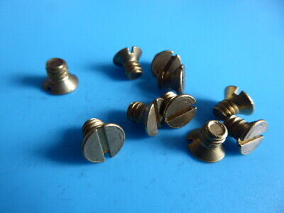"""3//16/"""" BSW Whitworth Full Nuts UNC Model engineering Qty 5 Motorcycle classic car"""