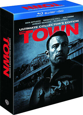 The Town Coffret Blu-Ray Ultimate Collector Edition Digipack 3 Discs VF INCLUSE