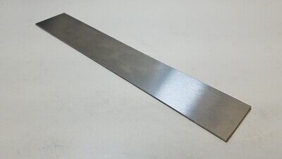 """O1 Tool Steel 5/64"""" thick, 2"""" wide, 12"""" long bar, Knife Making Stock, Billet"""
