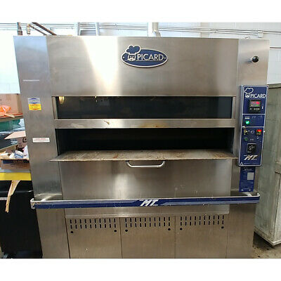 Picard MT-4-12 Revolving Oven, Used Good Condition