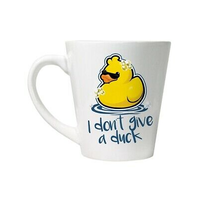 Grindstore - Tazza in ceramica con paperella I Don't Give A Duck (GR634)