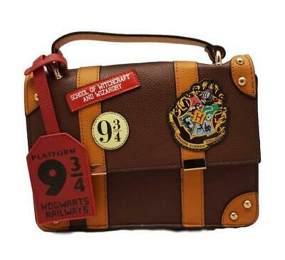 Harry Potter Hogwarts Platform 9 3/4 Handbag Satchel Womens Shoulder Bag