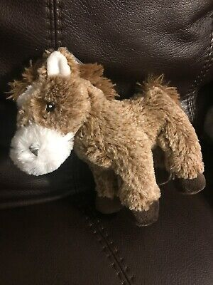 Kellypet 9'' Horse Dog Toy W/Squeaker