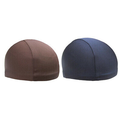 2 Pieces Beanie Casual Caps Skull Caps Dome Caps Cycling Hiking Running Hats