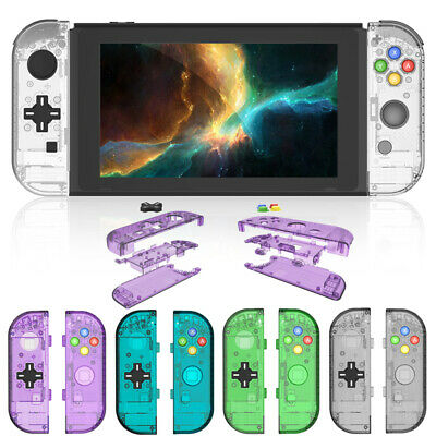 For Nintendo Switch Joy-Con DIY Replacement Shell Cover Skin Controller+ Buttons