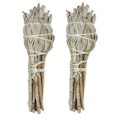 Mini White Sage Smudge Stick - Spiritual Cleansing Ritual Ceremony Smudge Tool