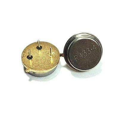 10pcs 433.42m 433.42mhz saw resonator crystals to-39
