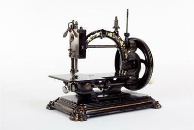 """Vintage ~ c1890 ~ """"Todd's Champion Of England"""" Sewing Machine                #80"""