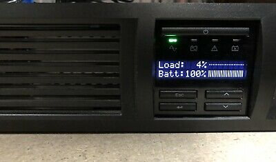 APC SMT1000I2U Uninterruptible power supply (UPS) Line-Interactive With Rack Kit