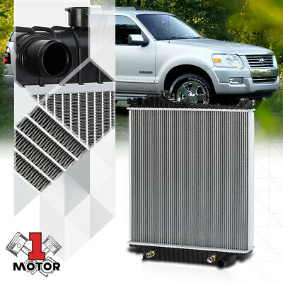 Aluminum Radiator OE Replacement for 06-07 Explorer/Mountaineer 4.0/4.6 dpi-2816