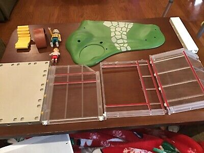 NIB Playmobil #4281 Sun Room Conservatory Garden Addition to Suburban House
