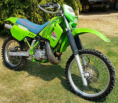 Kawasaki KDX200E, Motocross/Trail Bike, Good Condition, Runs Well, Good Tyres