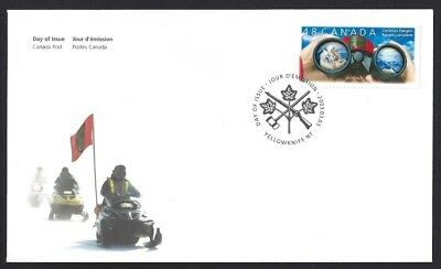 Canada    # 1984     CANADIAN RANGERS  Brand New 2003 Unaddressed Issue