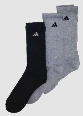 ADIDAS SOCCER CREW Socks, Size M, L, Multi Color, Athletic