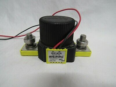 Gigavac HX21CAB 24 Vdc Coil MADE 350 CONTINUOUS DUTY Amps Relay Contactor U.S