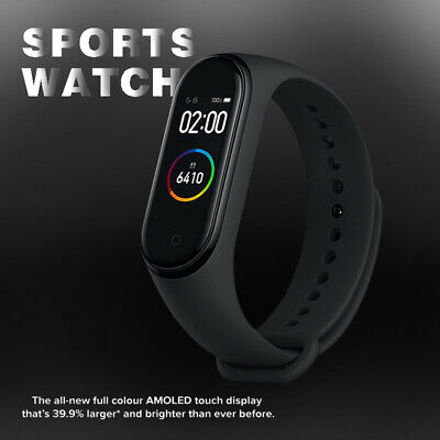 Global Version Xiaomi Mi Band 4 BT5.0 intelligent Armwatch Heart Rate checker DE