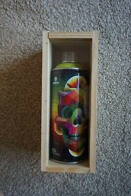 Okuda Montana limited edition can