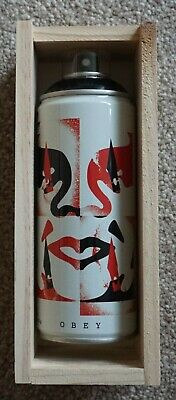 Obey Montana limited edition can