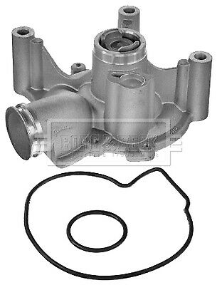 Water Pump BWP2283 Borg & Beck Coolant 11517520123 Genuine Quality Replacement