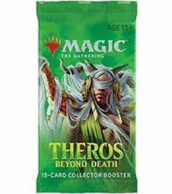 Magic: the Gathering MTG THEROS BEYOND DEATH COLLECTOR EDITION BOOSTER PACK FOIL