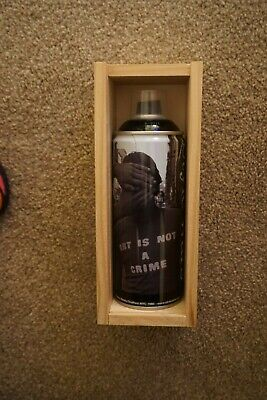 Style wars Montana limited edition can