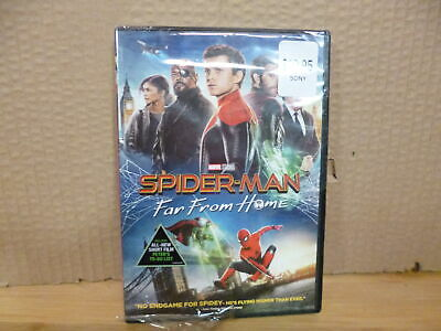 Spider-Man: Far from Home DVD - BRAND New