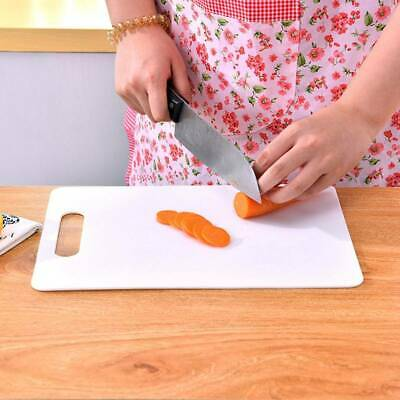 Kitchen Plastic Chopping Block Mat Vegetable Fruit Cutting Board Non-slip