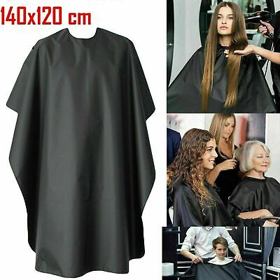 New Hair Cutting Hairdressing Apron Barbers Cape Gown Adult Cloth Salon Beauty