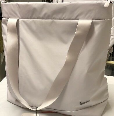 NIKE METALLIC LONDON Tote Bag Gym Training Travel Casual