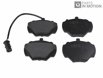 LAND ROVER DEFENDER L316 2.4D Brake Pads Set Rear 06 to 16 With ABS DT244 ADL