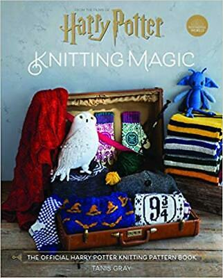 Harry Potter: Knitting Magic: The Official Harry Potter Knitting Pattern...HA...