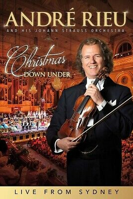 3947857 791980 Music Dvd Andre' Rieu - Christmas Down Under Live