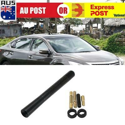 "2.5/"" 84mm Car Stubby Aerial Antenna Black for Holden VE HSV GTS Maloo Clubsport"
