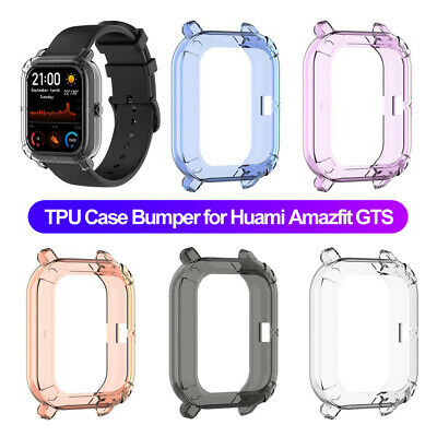 Cover Protective Shell TPU Watch Case Protector For Xiaomi Huami Amazfit GTS