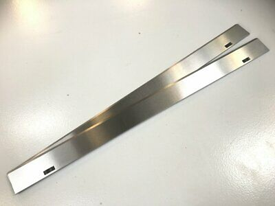 ROJEK Planer Blade 410 x 30 x 3 (Slotted Version) price each