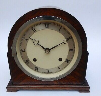 Superb Elliott Imperial Striking Mantel Clock. Fully Working 3055