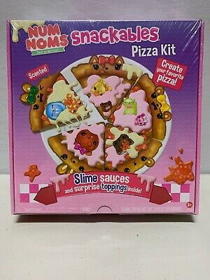 NUM NOMS SNACKABLES PIZZA KIT SEALED CREATE YOUR FAVORITE PIZZA SHIPS FAST