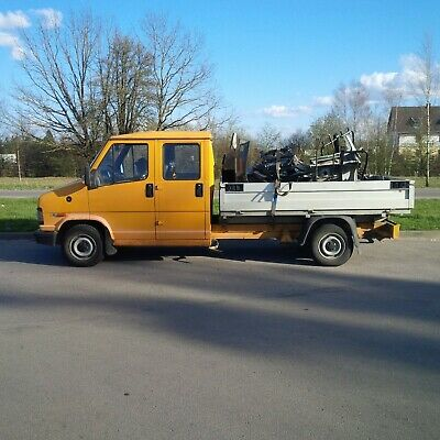Fiat Ducato Peugeot J5 Citroen C25 DOKA Pritsche Lkw inlcuding FREE DELIVERY