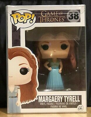 Funko Pop Game of Thrones Margaery Tyrell  #38 Retired with Protector