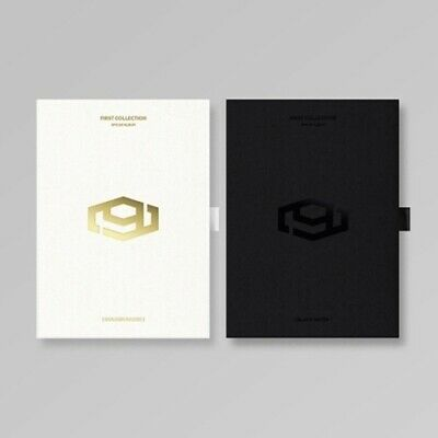 SF9-[First Collection]1st Album CD+Poster+Booklet+Post+Mini Stand+PhotoCard+Gift