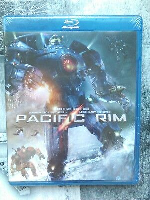 Pacific Rim , blu-ray + digital ultraviolet neuf sous blister