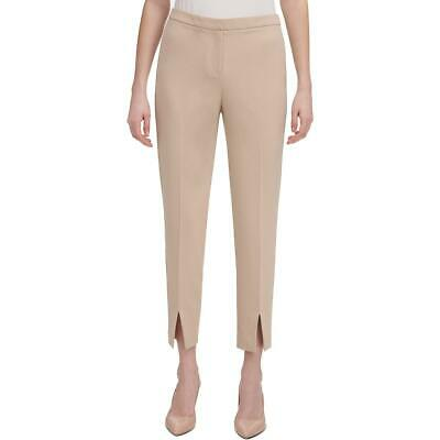 Calvin Klein Womens Ankle Business Workwear Skinny Pants Trousers BHFO 0672