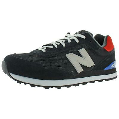 BHFO 7283 E New Balance Mens 574 Black Trainers Low Top Sneakers Shoes 16 Wide