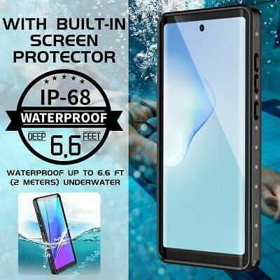 IP68 Waterproof ShockProof Drop Cover Case For Galaxy S10 Plus S9 S8 Note 10 9 +