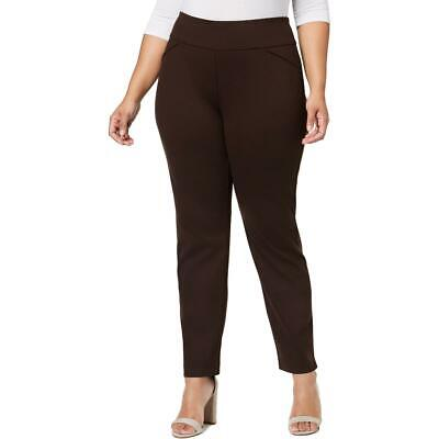 Charter Club Womens Cambridge Petite Slimming Skinny Pants Plus BHFO 4353