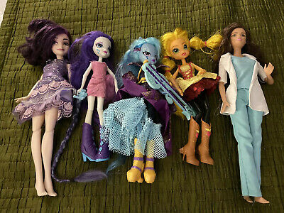 My Little Pony Equestria Girls Barbie Doll Lot