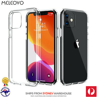 Clear Hybrid Tough Cover Shockproof Case For Apple iPhone 11 PRO MAX X XS XR 8 7